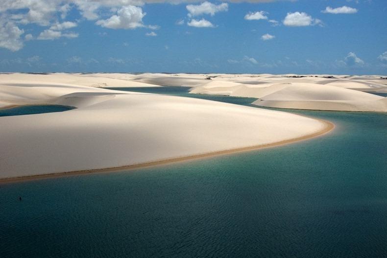 أغرب وأجمل صحراء شهدها العالم