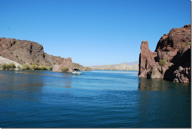 11-15-11 F Lake Havasu Boat Trip to Copper Canyon 105
