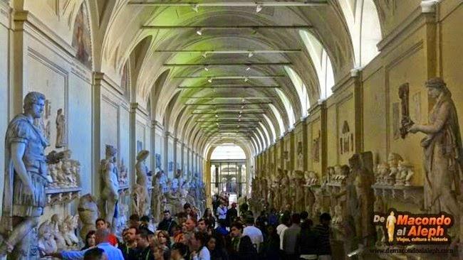 Visitar los Museos Vaticanos Roma 15