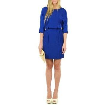 Forecast - Selah Slouch Dress - Blue -  Westfield