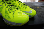 nike lebron 10 gr atomic volt dunkman 5 02 Nike, This is How We Want Our Volts! With Diamond Cut Swoosh.