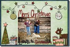 Christmas Card 2 2011