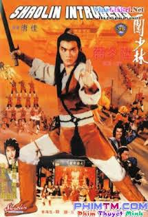 Quyết Chiến Thiếu Lâm Tự - Shaolin Intruders Tập HD 1080p Full