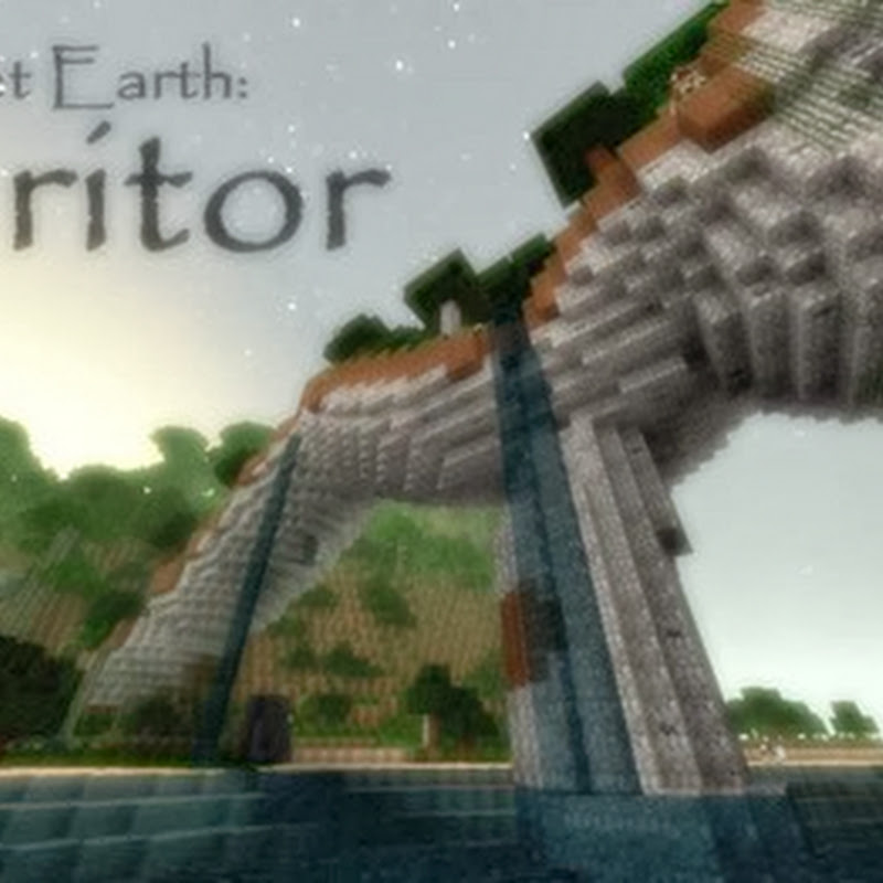 Minecraft 1.6.4 - Planet Earth: Inheritor Texture pack 32x