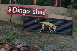 The Dingo Shed