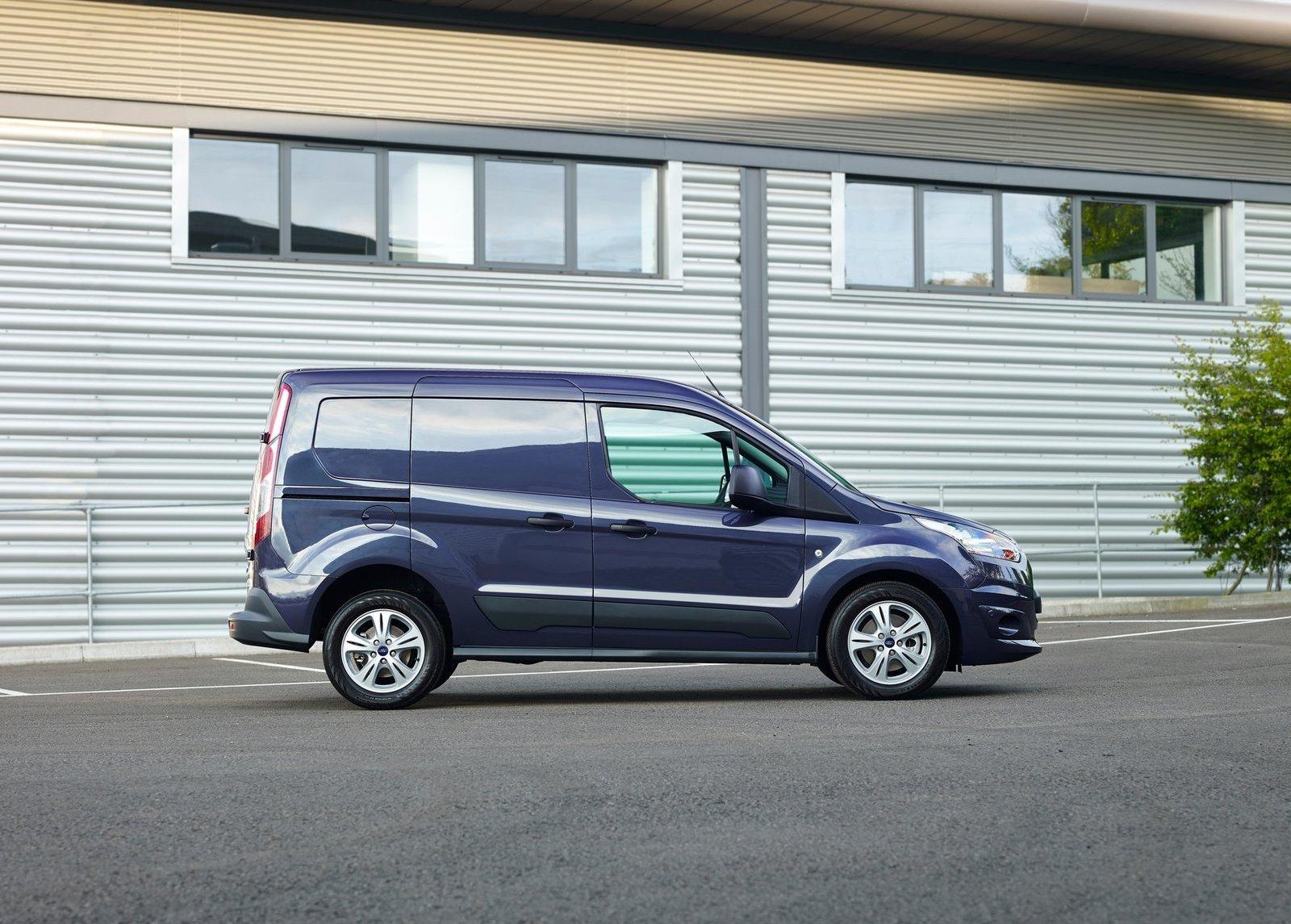 2014 Ford Transit Connect Van İngiltere De Fiyatlandırıldı
