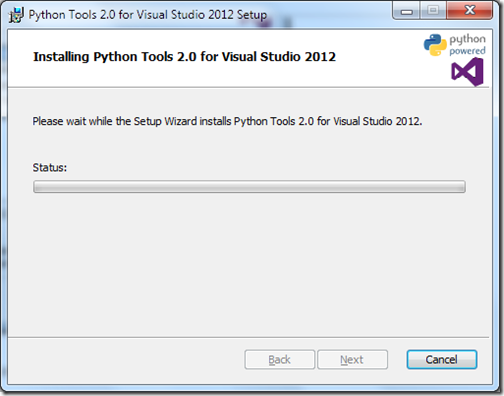 PythonForVisualStudioInstallation3