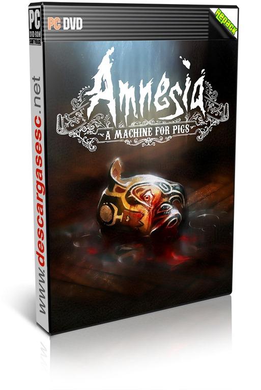 Amnesia A Machine for Pigs-repack-pc-cover-box-art2-www.descargasesc.net
