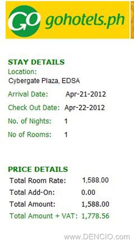 Tune Hotel Vs Go Hotel Rates
