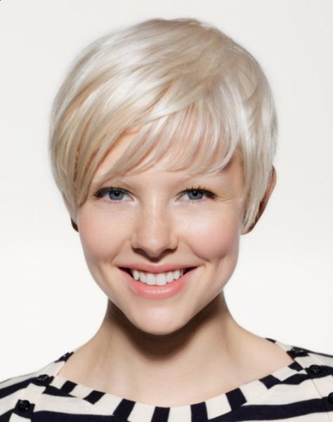 Best Short Blonde Hairstyles 2013