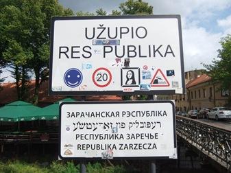 República de Užupis, Vilna