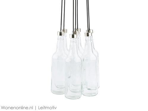 Leitmotiv-Hanglamp-Flessen