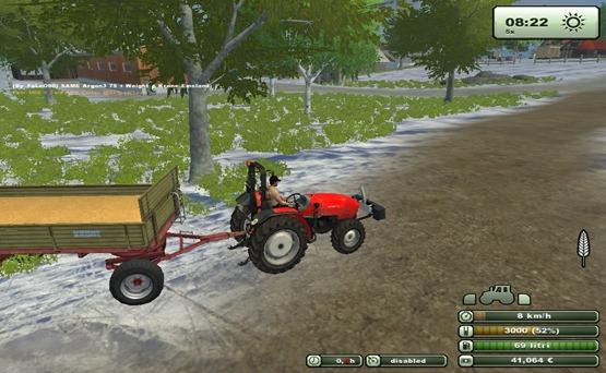 texture HD neve farm 13 !