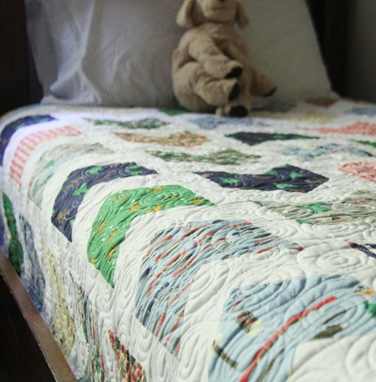 Take a Hike Quilt