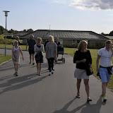 Gåtur i Ringe, og snak om Torben og Vibeke der skal bygge nyt hus snart...