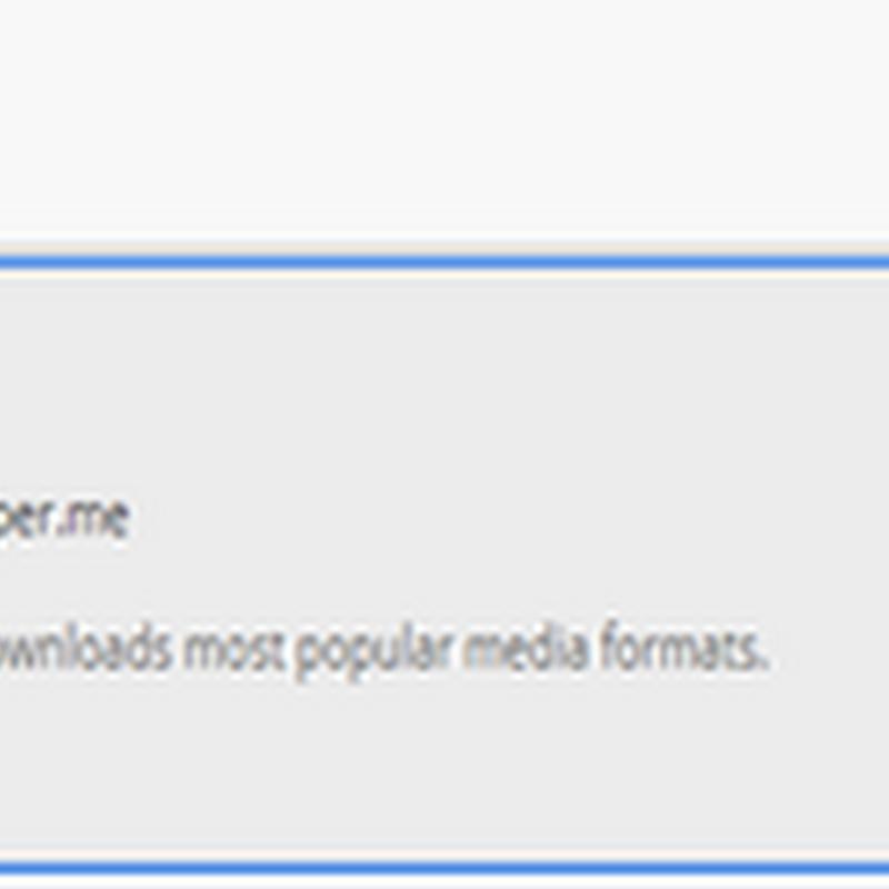 ดาวน์โหลดวีดีโอจาก Facebook แสนง่ายด้วย Google Chrome