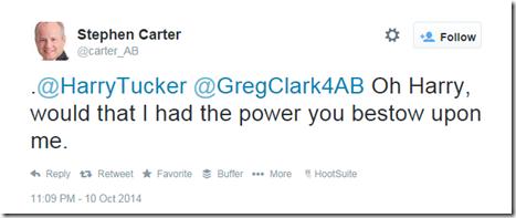 Stephen Carter response