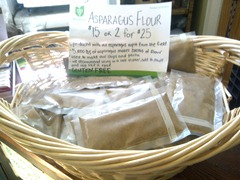 Asparagus Flour for sale