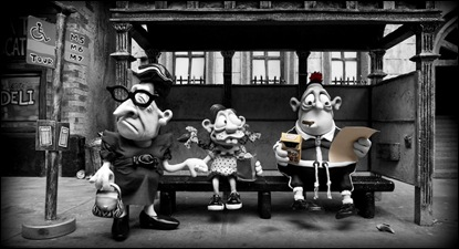 Mary and Max - 5