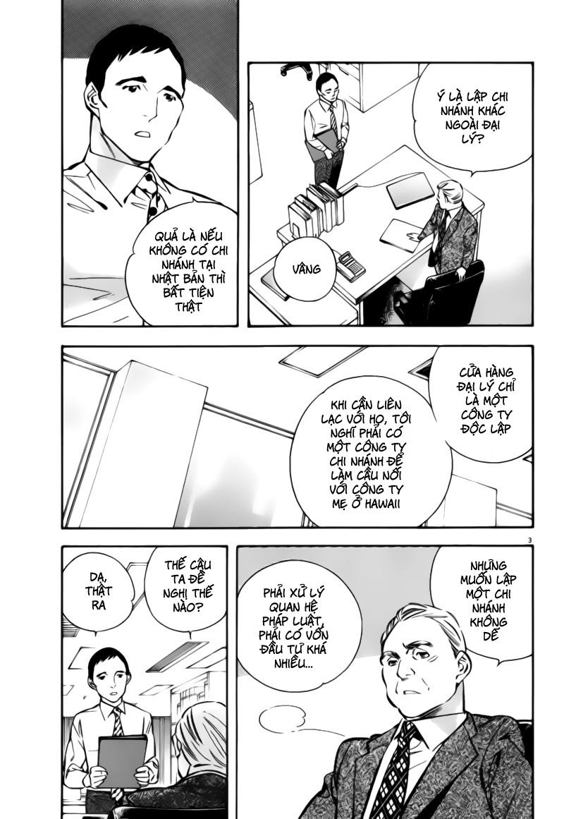 Shin Kurosagi - Con Diệc Đen 2 chap 196 - Trang 3