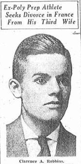 Clarence Aaron 'Tod' Robbins