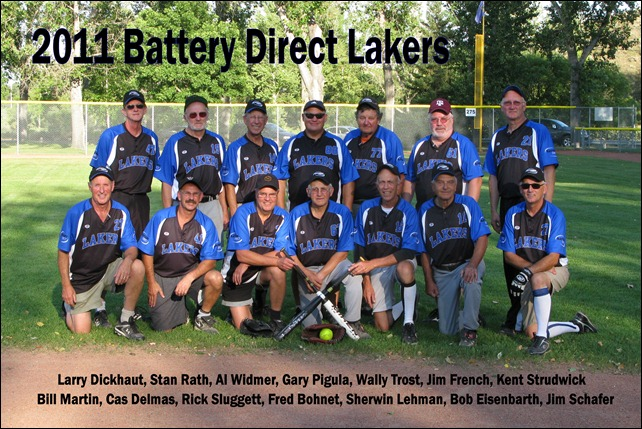 2011 Battery Direct Lakers 6713F