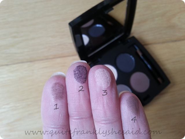 HD Brows Eye brow eyebrow palette Vamp swatches