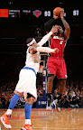 lebron james nba 130301 mia at nyk 31 LeBron Debuts Prism Xs As Miami Heat Win 13th Straight