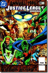 P00182 - Annual 180 Justice League