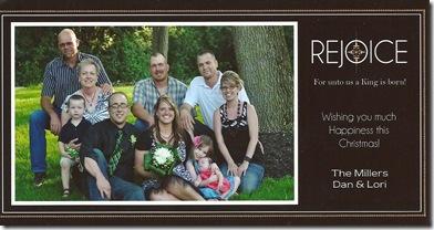 Christmas card 20110001