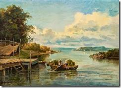 josefina-holmlund-una-dia-de-verano-en-el-archipielago-pintores-y-pinturas-juan-carlos-boveri