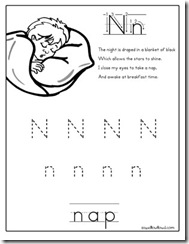 Totally Tots: Now I Know My ABC's ~ Nn is for Nap