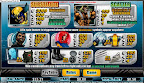 Wolverine - Marvel Slot Machine - Online Casino