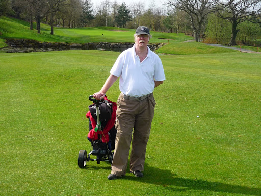 Mount Wolseley GC, April 2011.
