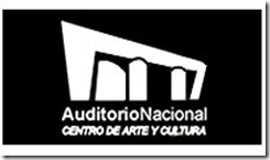 Auditorio  nacional logo