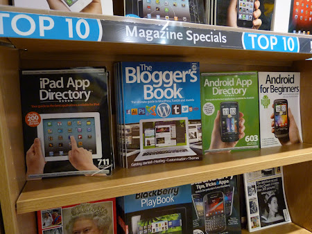 Blogger's Book