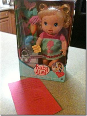 Paci Fairy Gift