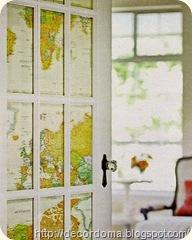 Необычные идеи декора дверей своими руками 1