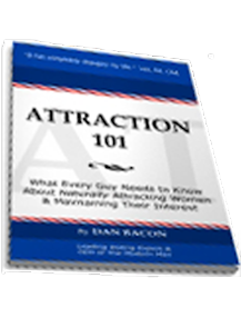 Cover of Dan Bacon's Book Attraction 101