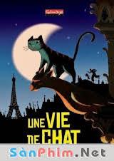 Cuộc Phiêu Lưu Mèo Tại Paris