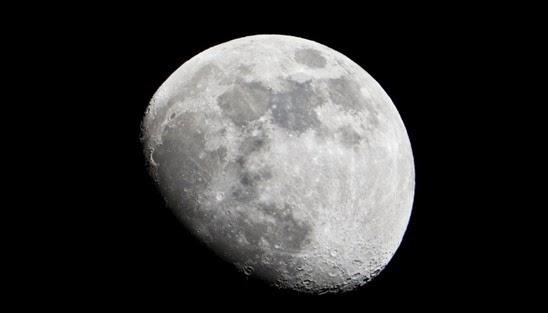 caminar en la luna