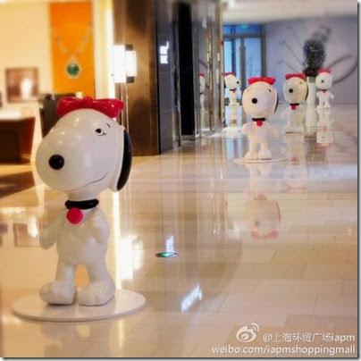 Snoopy Peanuts 65th Anniversary Shanghai Exhibition 史努比·花生漫畫65周年變.變.變.藝術展 19
