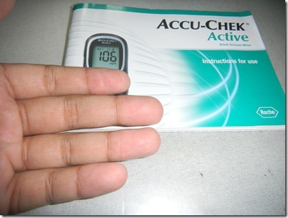 alat check kencing manis 3