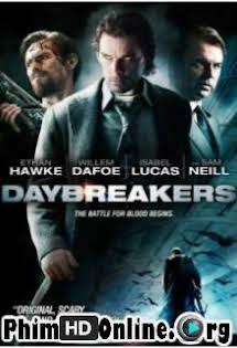 Tử Chiến Ma Cà Rồng - Daybreakers 2010 Tập HD 1080p Full