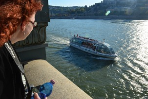 cruises on the Danube