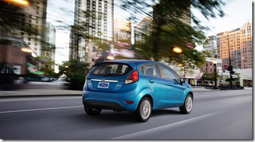 2014 Ford Fiesta 5dr