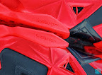nike lebron 11 gr black red 8 10 New Photos // Nike LeBron XI Miami Heat (616175 001)