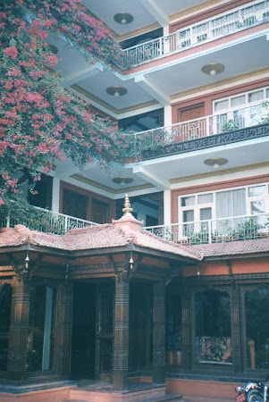 Imagini Nepal: International Guest House Kathmandu