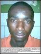 ninja gang member NELSON GOMES wanted by Komatipoort cops Nov 23 2011