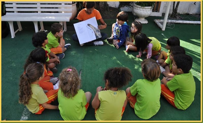 Infantil 4 Tarde - História no gramado2